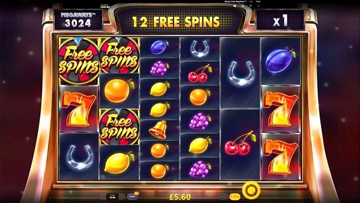 Mystery Fruit Slot Machine