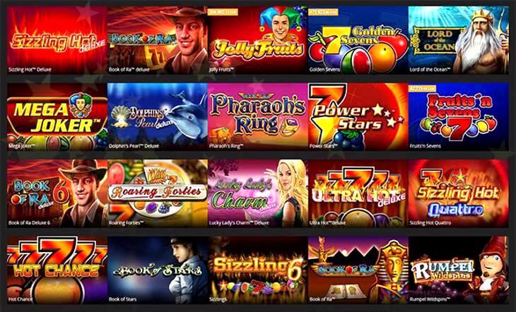 All Slots Casino Serios