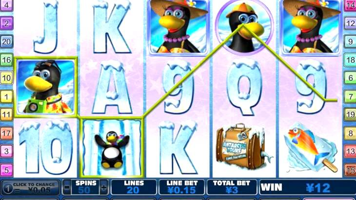 Penguin Casino Game