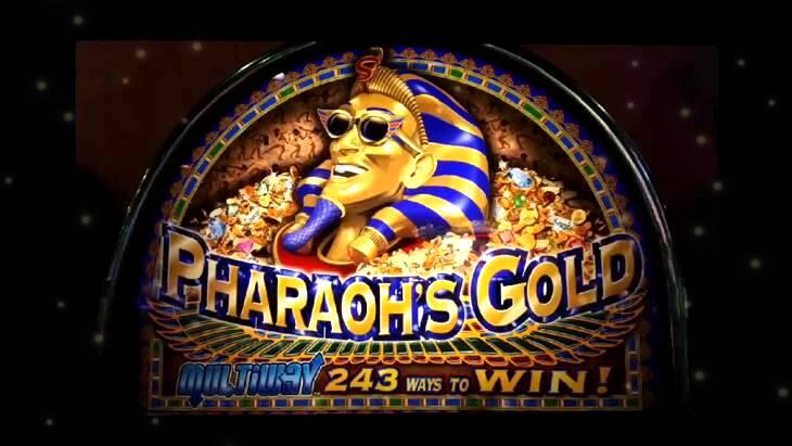 Sacred Relics Slot Machine