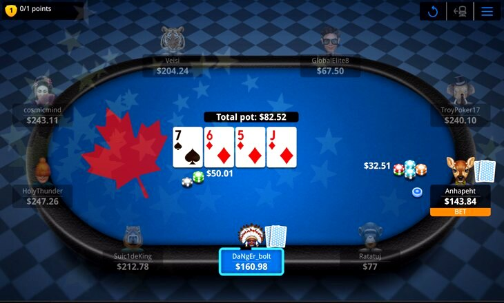 Canada Poker Online