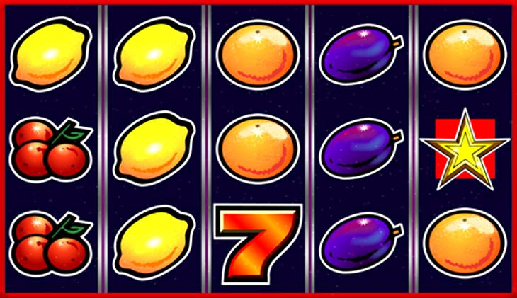 Ultra Fruits Slot Machine