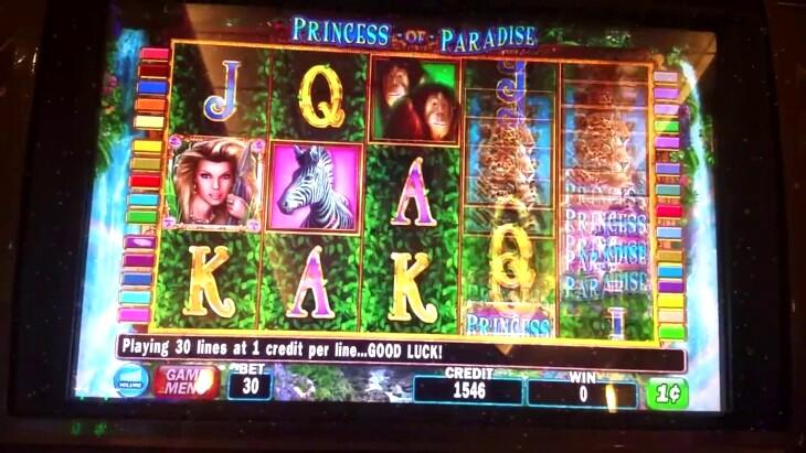Offline slot machines