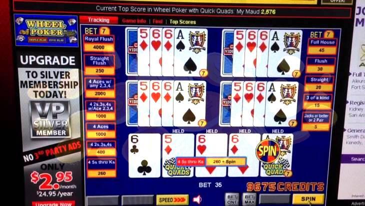 Quick Quads Poker ▷ Explore Best Free Casino Games Today