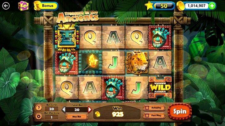 Stories Of Infinity Slot Machine