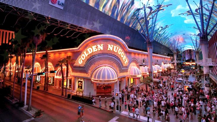The Las Vegas Golden Nugget