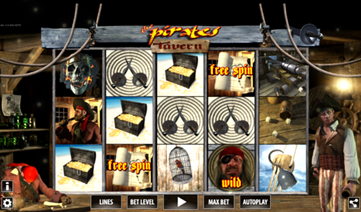The Pirates Tavern Slot