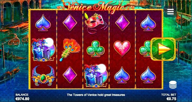 NextGen Casinos Announced New Venice Magic Slot