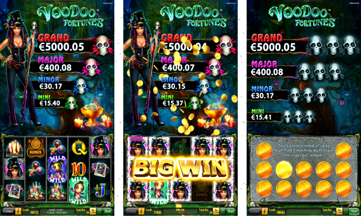 Voodoo Slot Machine