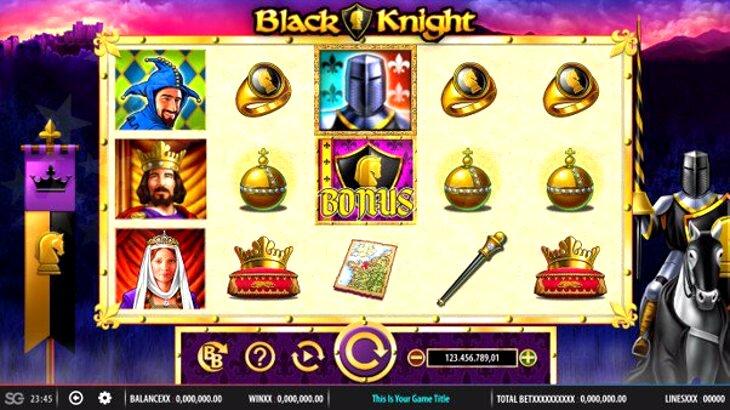 White Knight Casino Bonus Code