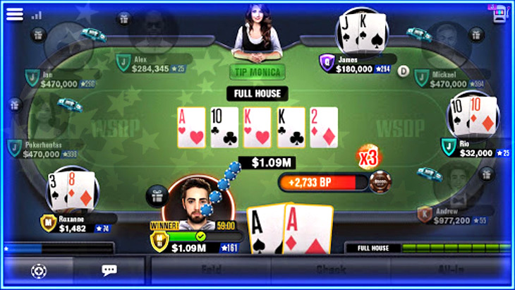 Serioses Online Casino Poker
